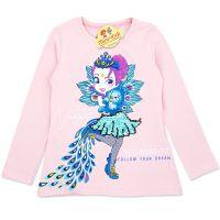 Bluza fete 5-9 ani, dreams, roz pal