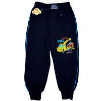 Pantaloni sport, bumbac, copii 1-4 ani