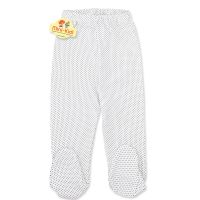 Pantaloni cu botosei bebelusi, bumbac