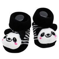 Sosetute jucarie bebe 0-9 luni, Panda