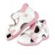 Sandale fetite floricele