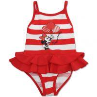 Costum de baie fetite 0-2 ani, Minnie