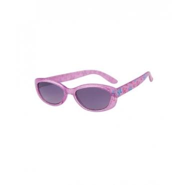 Ochelari de soare copii, fluturasi, lila