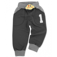 Pantaloni trening copii 2-4 ani, cifre
