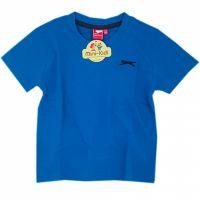 Tricou sport copii 2-6 ani, albastru