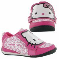 Pantofiori sport fetite marimea 32, Hello Kitty