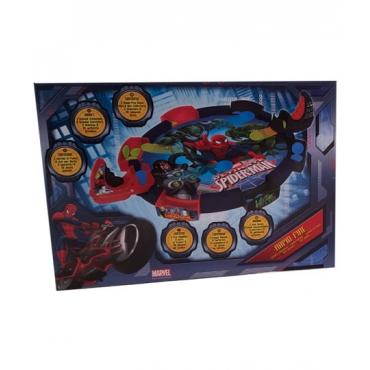 Kit joc lansatoare discuri SpiderMan