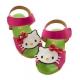 Sandale fetite Hello Kitty, fuchsia