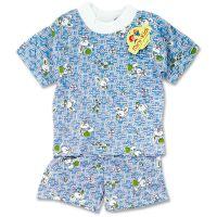 Pijamale copii 9-12 luni, iepurasi
