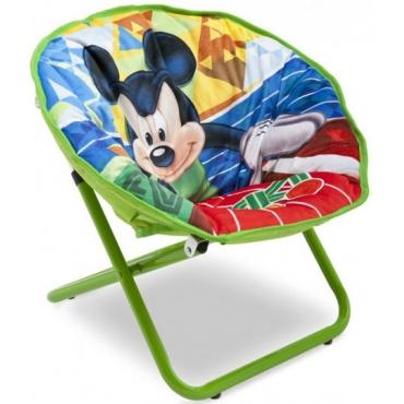 Fotoliu pliabil pentru copii Mickey Mouse