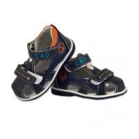 Sandale baieti bleumarin, mar. 21.5