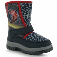 Ghete imblanite copii, Spiderman