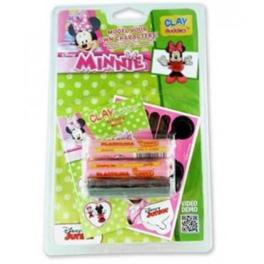 Giromax-Set plastilina blister Minnie