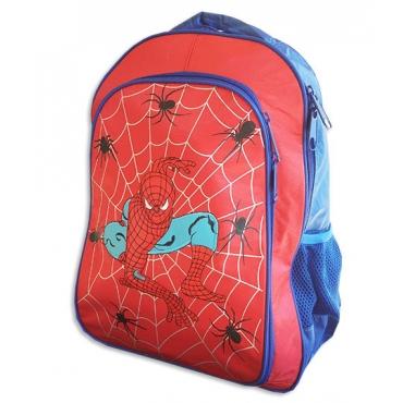 Ghiozdan 40 cm, SpiderMan, rosu