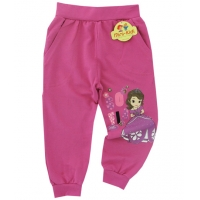 Pantaloni copii 2-2.5 ani, Sofia, lila