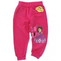 Pantaloni copii 1-3 ani, Sofia, fuchsia