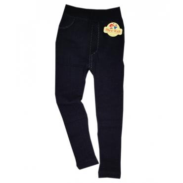 Pantaloni strech grosi copii 5-6 ani