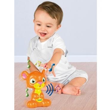 Tomy-Leul Muzical bebe 10+ luni, 21 cm