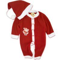 Costum Mos Craciun bebelusi 1-12 luni