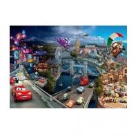 Disney - Fototapet Cars, 360x254cm