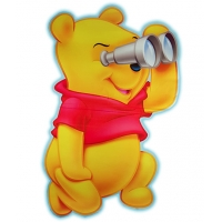 Sticker perete Winnie the Pooh, 86x56 cm