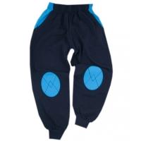 Pantaloni trening copii 7-8 ani, bleumarin