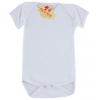Body bbc bebe 0-9 luni, alb