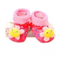 Sosetute jucarie bebe 0-9 luni, Floricele