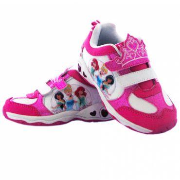 Pantofi sport cu lumini in talpa, Printese
