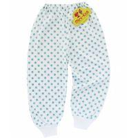 Pantaloni bebe mansete 6-12 luni, buline
