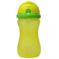 Sticluta apa copii 340 ml, galben