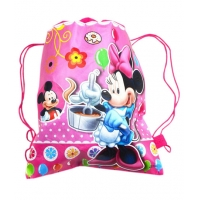 Sac sport copii 36x27 cm, Minnie & Mickey