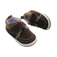 Pantofiori bebe 9-12 luni, maro