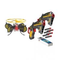 Tinta Zburatoare cu 2 Pistoale Battle FX