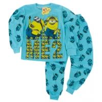 Pijamale groase copii 7-9 ani, Minioni