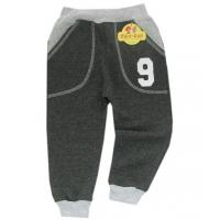 Pantaloni trening grosi 6 luni-2 ani, cifre