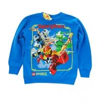 Bluza groasa baieti 3-7 ani, Ninja Go
