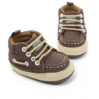 Pantofiori bebelusi 3-18 luni, maro