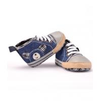 Pantofiori inalti bebe 3-18 luni, Ursulet