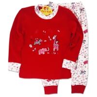Pijamale bumbac copii 6 luni-6 ani, animale
