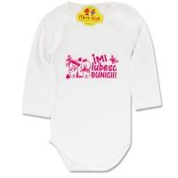 Body bbc bebe 1-6 luni, Iubesc bunicii