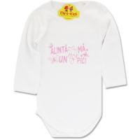 Body bbc bebe 6-12 luni, Alinta-ma un pic!