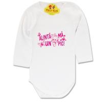 Body bbc bebe 9-12 luni, Alinta-ma un pic!