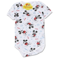 Body bebe 1-9 luni, Mickey Mouse