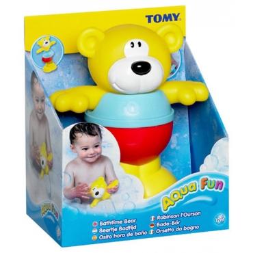 Tomy-Jucarie de baie Ursulet 21 cm